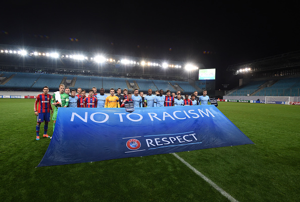 CSKA Moscow played last week's Champions League group game against Manchester City behind closed doors ©Getty Images