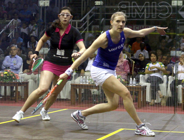 Cairo is set to host the 2014 Women's World Squash Championships ©Getty Images