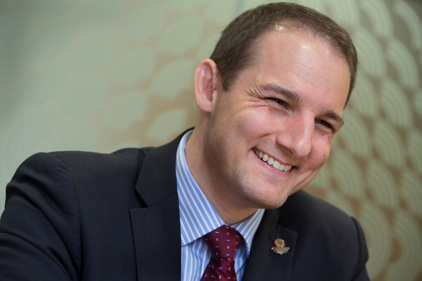 David Grevemberg is looking ahead to his role at the head of the CGF and the next journey of the Movement, Gold Coast 2018 ©Getty Images