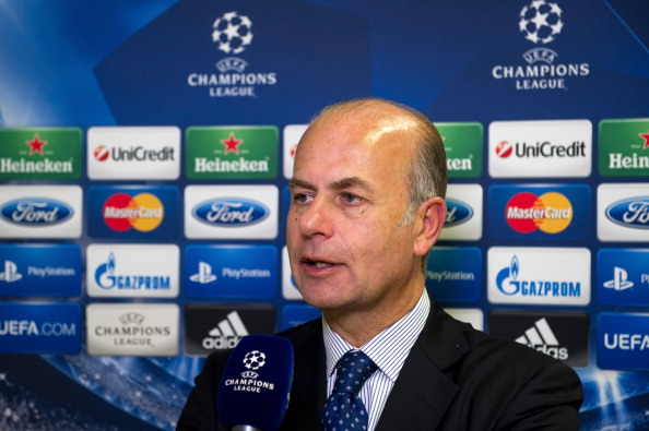 European Club Association vice-president Umberto Gandini said the FIFA World Cup is more important that the Winter Olympics ©Getty Images