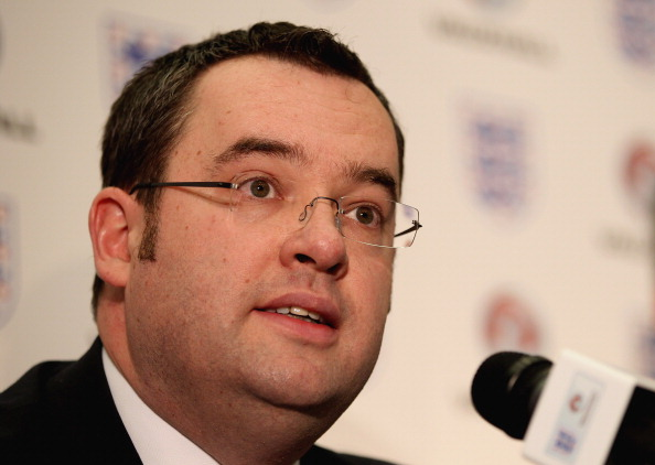 FA secretary general Alex Horne will step down from his role at the end of January next year ©Getty Images