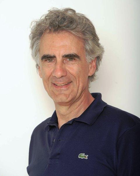 France Chef de Mission Patrick Cluzaud