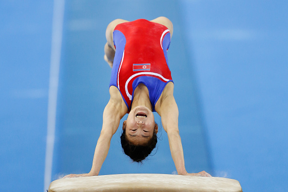 Hong Un-jong earned North Korea a first gold of the Championships as she vaulted to victory on the penultimate day of competition ©Getty Images