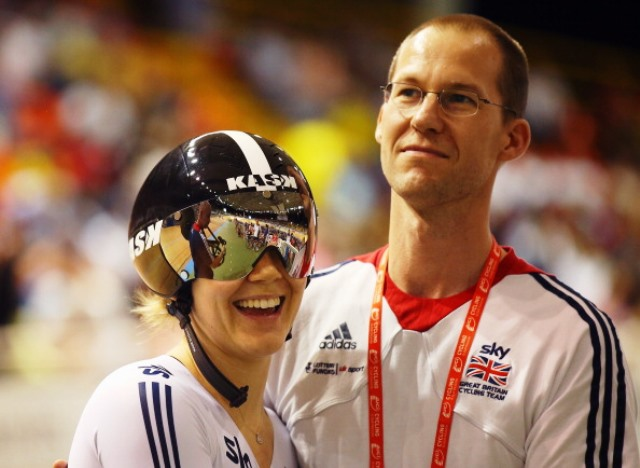 Iain Dyer has been appointed as coach coordinator for podium coach-related operations at British Cycling ©Getty Images