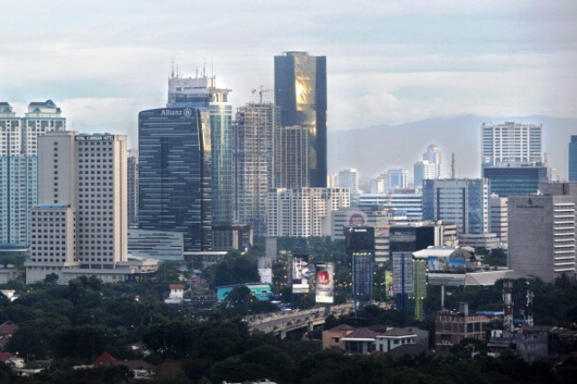 Indonesian capital Jakarta will host the 2018 Asian Para Games ©AFP/Getty Images