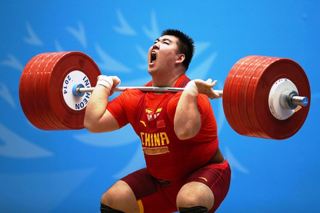 Infostrada Sports delivered all biographies and historical data for this year's Asian Games in Incheon, including the weightlifting competition ©Getty Images
