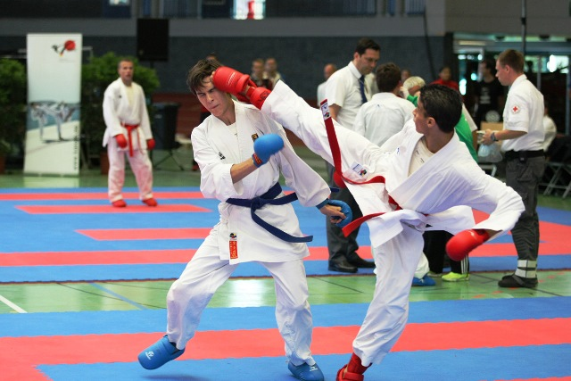 Italy and France finished the Karate Premier League series with three Grand Winners each ©WKF