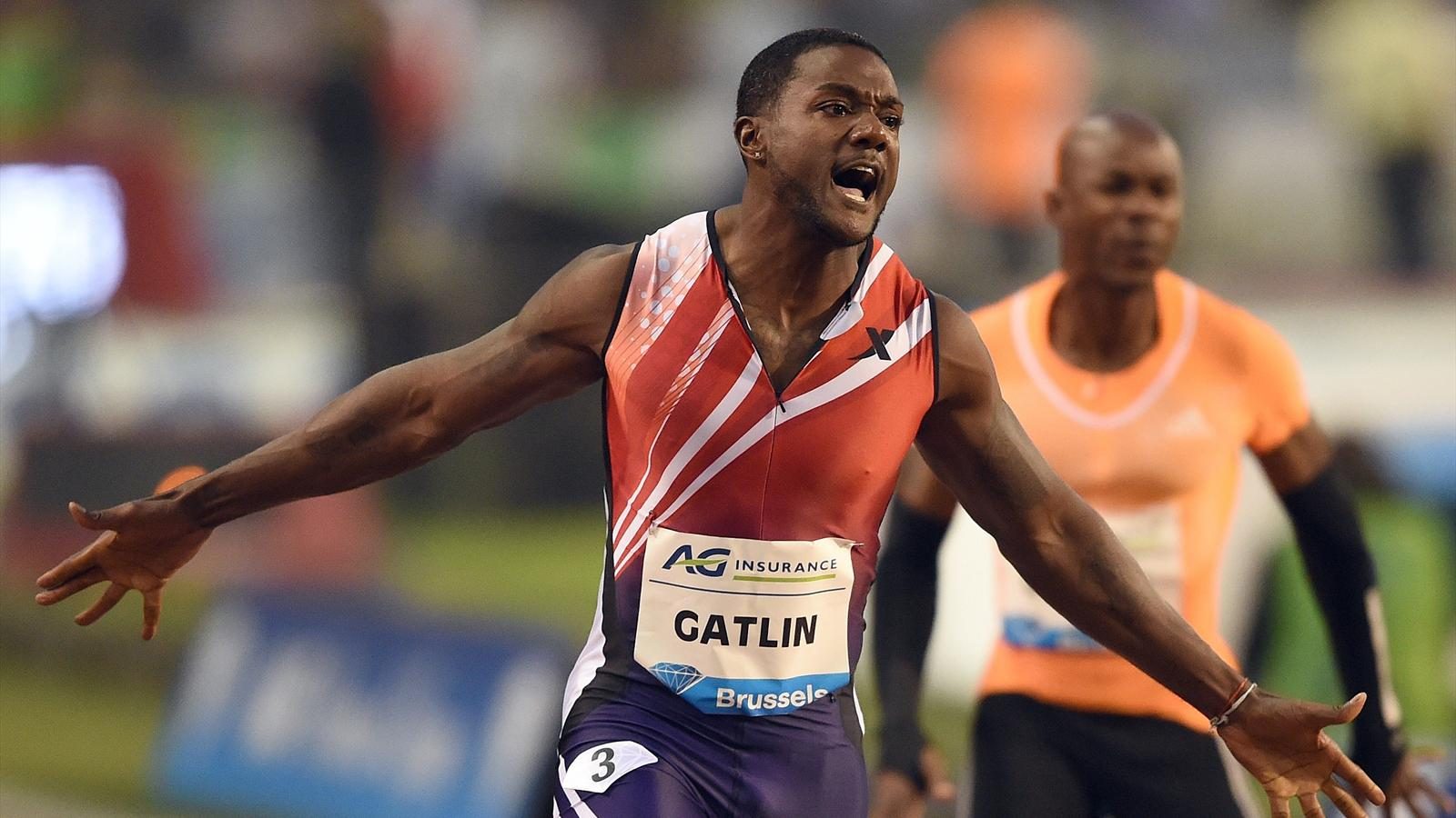 America's serial drugs cheat Justin Gatlin has failed to make the shortlist for the IAAF World Athlete of the Year Award ©Getty Images