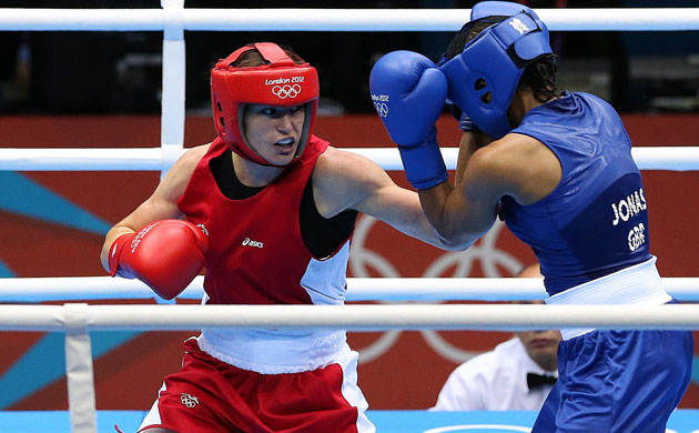 Katie Taylor is among the five athletes to have been selected for Baku 2015 by the Olympic Council of Ireland ©Getty Images