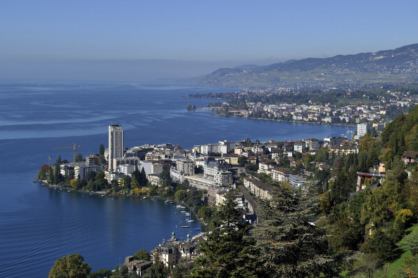 Key Olympic Agenda 2020 decisions were made during the IOC Executive Board in the lakeside town of Montreux ©AFP/Getty Images