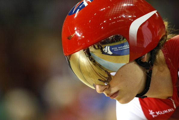 Laura Trott successfully retained her European crown in the women's omnium ©Getty Images