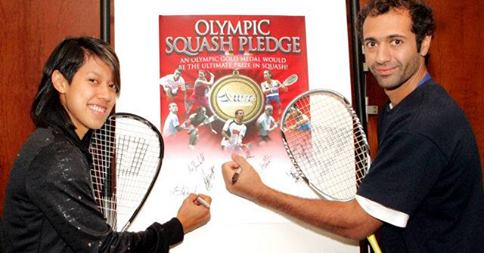 Men's and women's squash is set to be governed by a single unified body from the start of next year ©PSAWorldTour