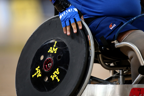 Para-athletes across the Americas will be receiving specialised equipment from Toronto 2015 as they push to encourage the development of disability sport across the region ©Getty Images