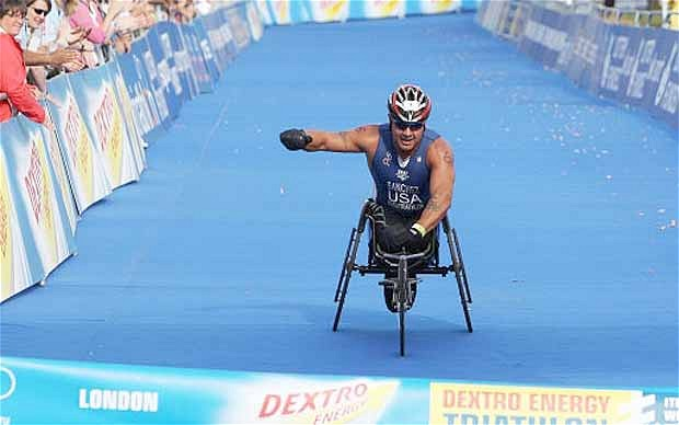 A total of six gold medals will be awarded at Rio 2016 when triathlon makes its debut in the Paralympics ©Getty Images