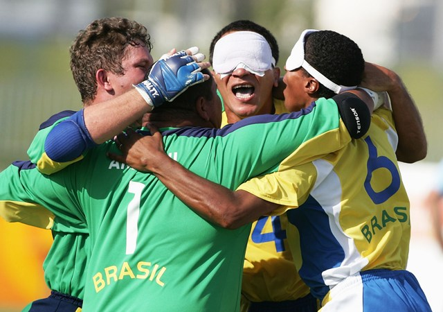 Reigning five-a-side football champions Brazil are determined to win another Paralympic title on home soil at Rio 2016 ©Rio 2016