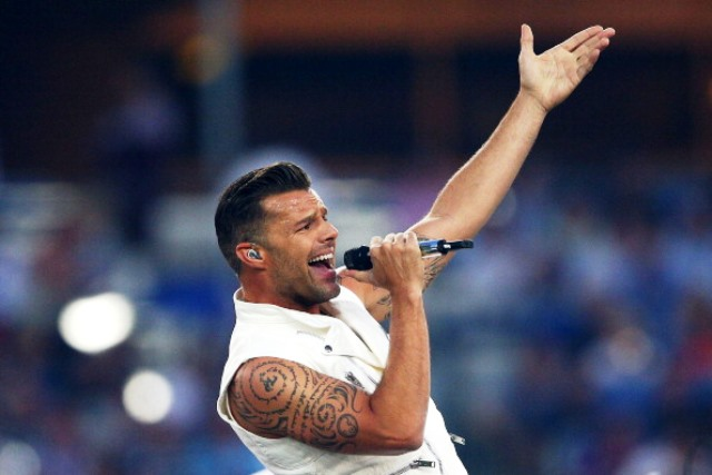 Ricky Martin will perform at the Opening Ceremony of the Central American and Caribbean Games next month ©Getty Images