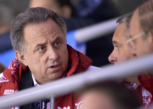 Russia's Sports Minister Vitaly Mutko believes racism in football is a global issue and not specifically problematic in Russia ©Getty Images
