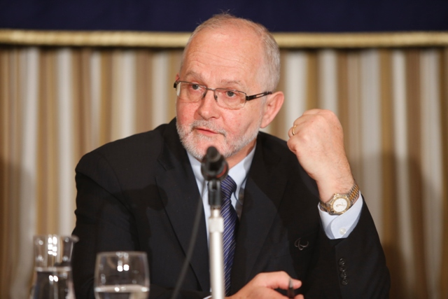 IPC President Sir Philip Craven is confident that Tokyo 2020 will be a big success for the Paralympic Movement ©Tokyo 2020