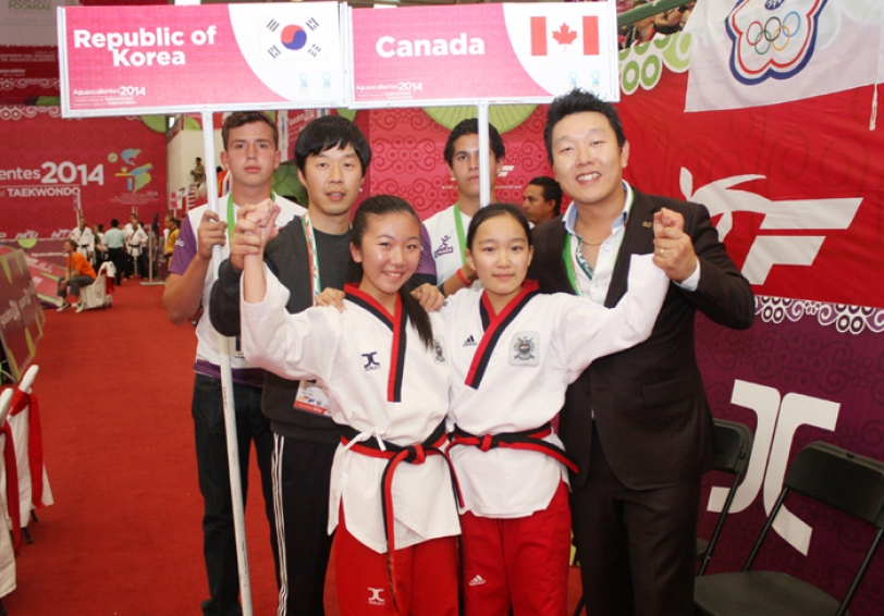 South Korea have taken three gold medals on the opening day of action at the World Taekwondo Poomsae Championships ©WTF