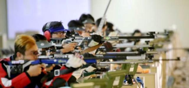 South Korea topped the medal table with two more golds on the final day of shooting at the Asian Para Games ©Incheon 2014