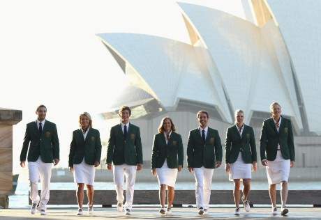 Sportscraft have been announced as the Official Supplier for the Australian team at Rio 2016