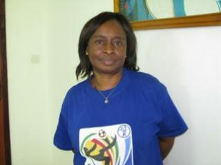 The Gambia's IOC member Beatrice Allen has also been criticised in the letter ©GNOC