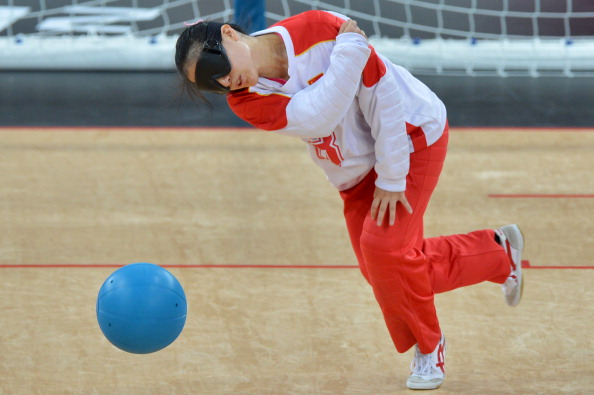 The IBSA are looking for a new IBSA Goalball Committee chairman ©Getty Images
