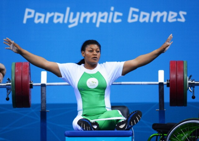 The IPC has issued a number of bans in recent years for doping violations including to London 2012 silver medal winner Folashade Oluwafemiayo of Nigeria ©Getty Images