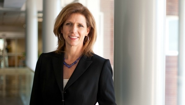 The United States Olympic Committee announced the hiring of Kathleen Wallace as the organizations new athlete ombudsman ©Baldwin Scholars Duke University