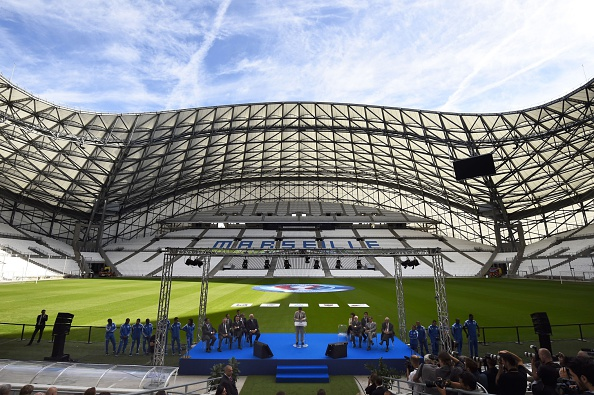 The construction and renovation of the 10 football stadia to be used for Euro 2016 is generating a total of 20000 jobs in the building and services sector ©Getty Images