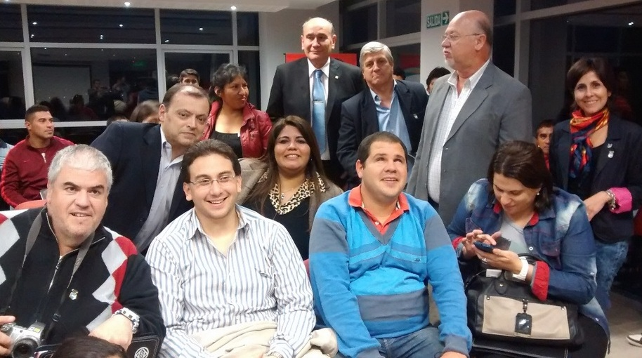 The first session of the Olympic Academy For Journalists has been held in San Salvador de Juju in Argentina ©COA