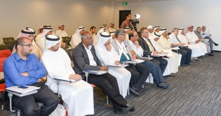The meeting was attended by 22 of the 27 existing sports associations ©BOC