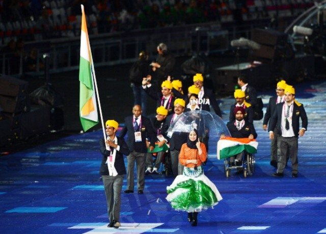 The personal belongongs of Indian athletes at the Asian Para Games are reportedly being searched at their accommodation in Incheon ©Getty Images