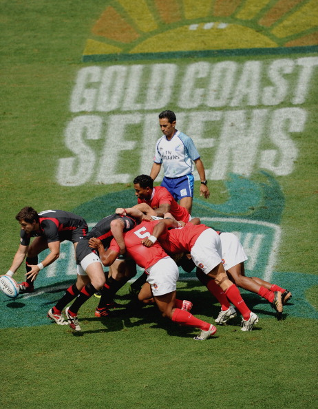 The rugby sevens will be held at the Robina Stadium during Gold Coast 2018, home of the Gold Coast Sevens World Series event in Australia ©Getty Images