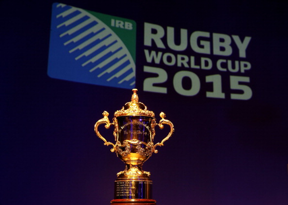 Tickets for the 2015 Rugby World Cup in England are in high demand ©Getty Images