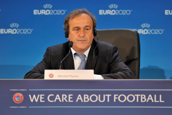 "UEFA President Michel Platini has hailed the so-called ""Cooperation Arrangement"" as a ""historic step forward for European sports policy"" ©Getty Images"