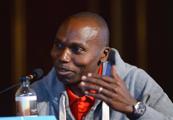 Wilson Kipketer expressed some concern about athletes switching nationality ©Getty Images