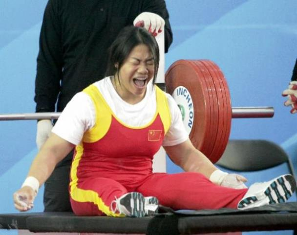 Yujiao Tan of China broke her oen world record four times on the way to claiming gold at the Asian Para Games ©Incheon 2014