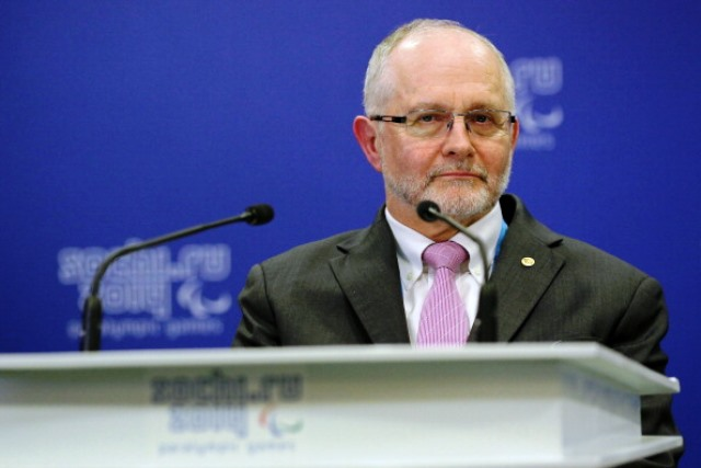 IPC President Sir Philip Craven will address the first ever CPP Congress in Lisbon ©Getty Images