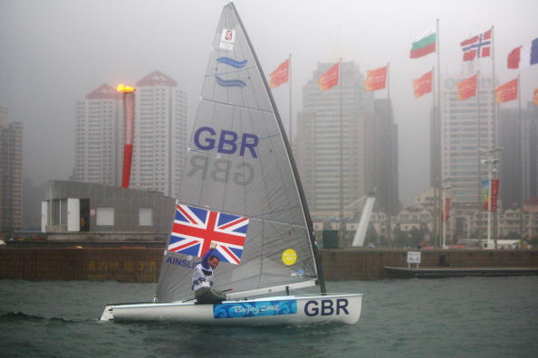 Sir Ben Ainslie won medals at five consecutive Olympics from Atlanta 1996 to London 2012 ©Getty Images