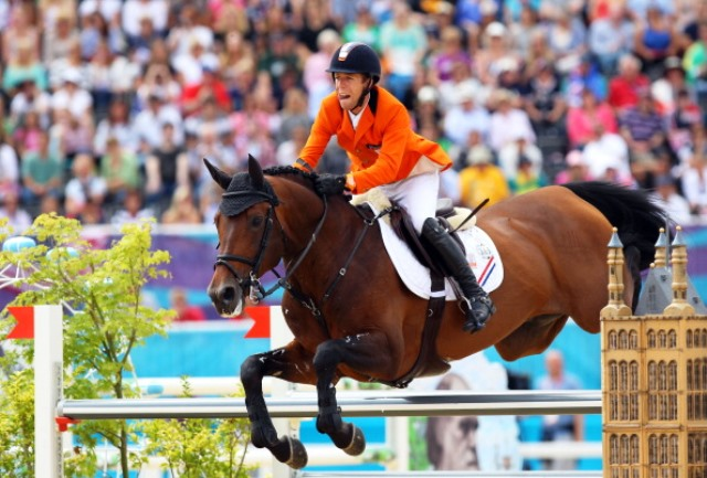 The Netherlands claimed the FEI Nations Cup title with a dominant performance in Barcelona ©Getty Images