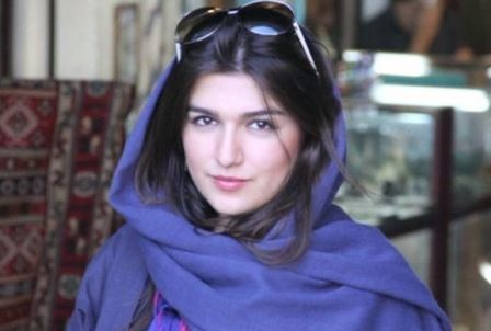 The FIVB have called for Ghoncheh Ghavami to be released from prison ©Twitter