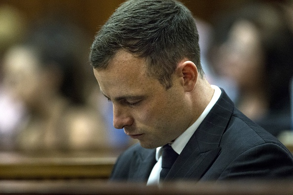 Oscar Pistorius faces up to 15 years in jail ©AFP/Getty Images