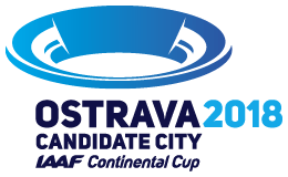 ostrava2018 is bidding for the third IAAF Continental Cup ©Ostrava 2018