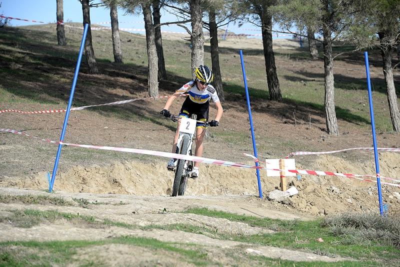 """The Baku 2015 mountain bike test event has been declared a """"huge success"""" by organisers ©Baku 2015"""
