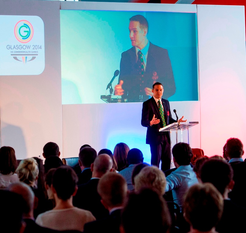 David Grevemberg will be closely involved in the preparations of Gold Coast 2018 after he takes over as chief executive of the Commonwealth Games Federation on November 3 ©Beyond Sport