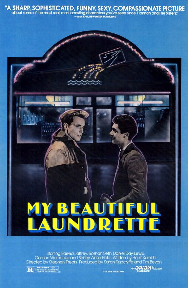 My Beautiful Laundrette is one of the best known films directed by Stephen Frears ©Getty Images