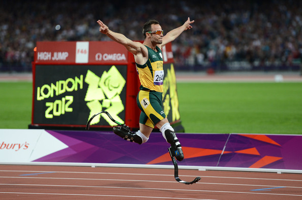 Oscar Pistorius has been banned from Rio 2016 by the International Paralympic Committee after receiving a five-year prison sentence for killing his girlfriend ©AFP/Getty Images