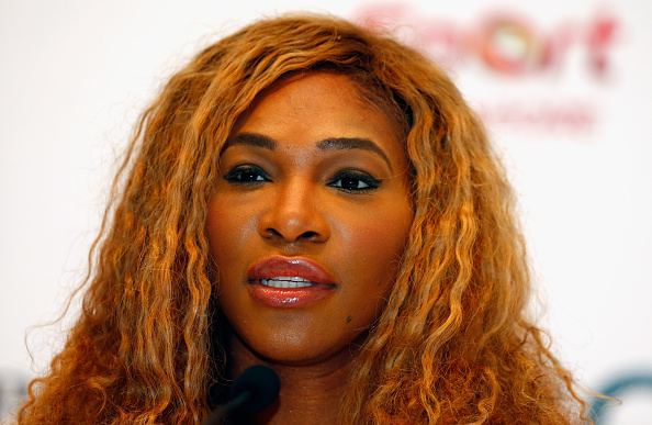 "Serena Williams has claimed Shamil Tarpischev is ""sexist"" and ""racist"" following comments she made about him ©Getty Images"