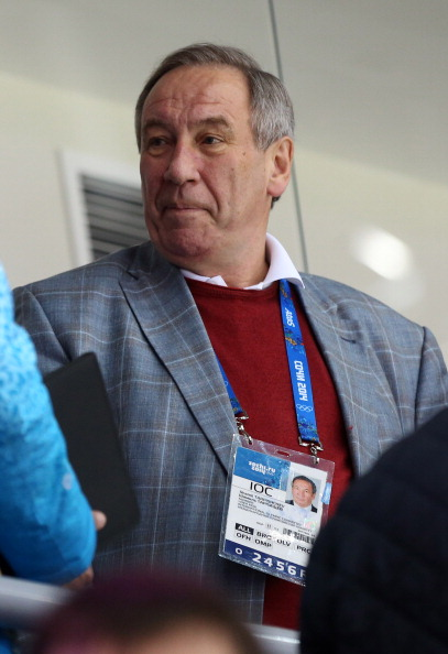 Shamil Tarpischev has been a member of the International Olympic Committee since 1994 and sits on its Entourage Commission, which is supposed to protect the interests of the athletes ©Getty Images